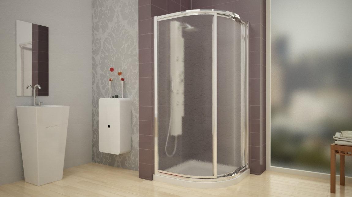 Mampara de ducha kyoto mundilite - Perfil mampara ducha ...