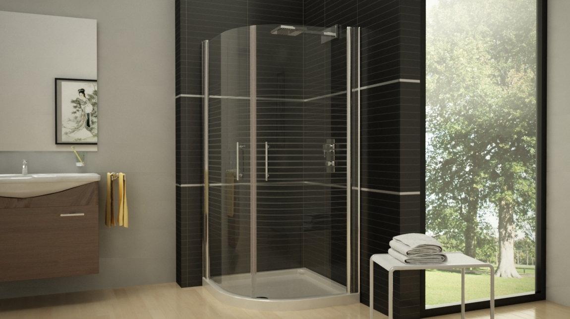 Mampara de ducha viena mundilite - Perfil mampara ducha ...