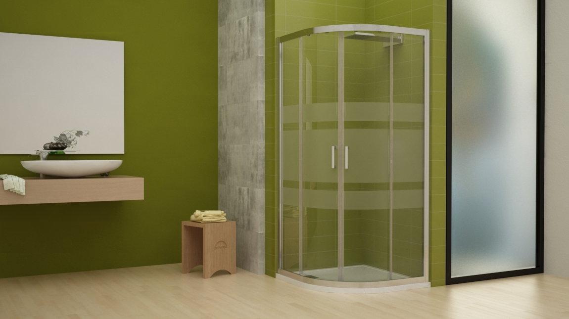 Mampara de ducha x 90 c mundilite - Perfil mampara ducha ...