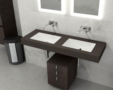 lavabos de diseño Mundilite