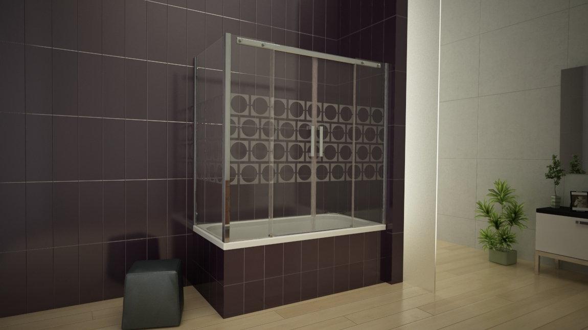 parois bain op mundilite. Black Bedroom Furniture Sets. Home Design Ideas