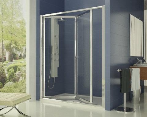 Mamparas de ducha frontales mundilite - Modelos de mamparas de ducha ...