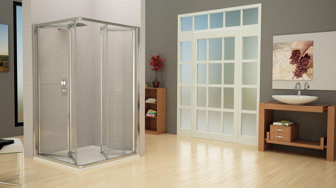 Mampara de ducha dakar mundilite for Perfil mampara ducha
