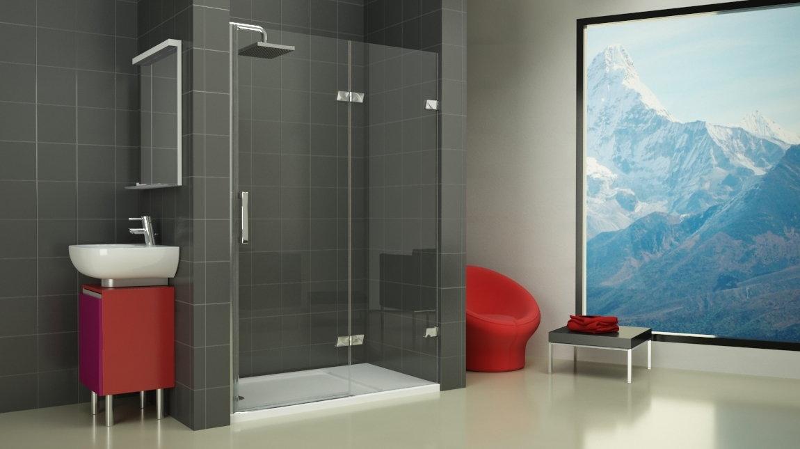 Mampara de ducha munich 2 mundilite - Limpiar juntas azulejos ducha ...