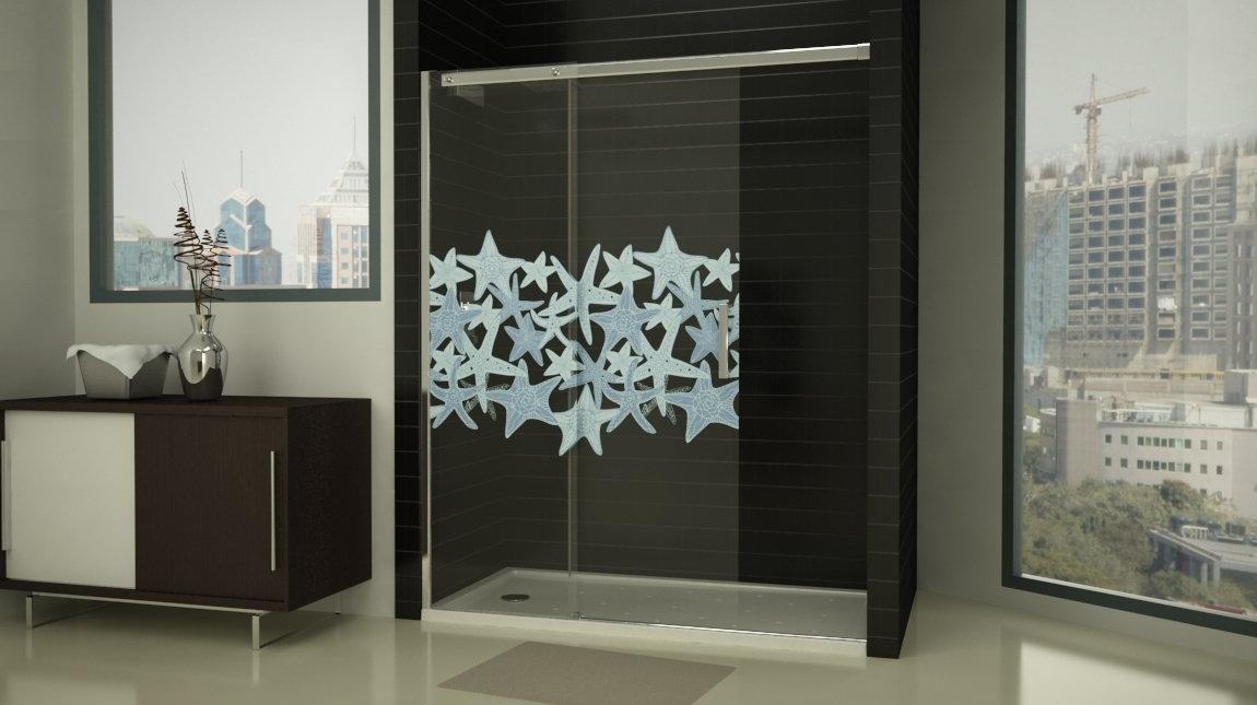 Mampara de ducha al open mundilite - Mamparas de bano con dibujos ...