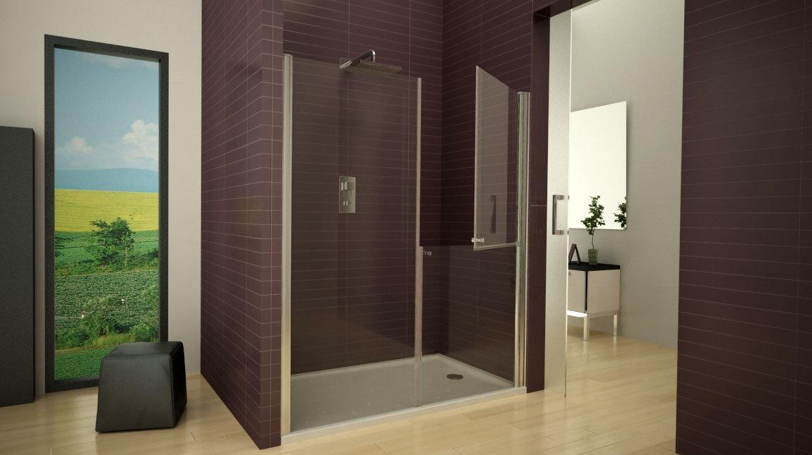 Mampara de ducha d 10 mundilite - Perfil mampara ducha ...