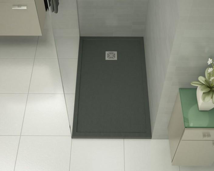 Plato de ducha One enmarcado Mundilite