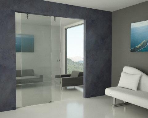 Puertas correderas de cristal mundilite - Puerta corredera de aluminio ...