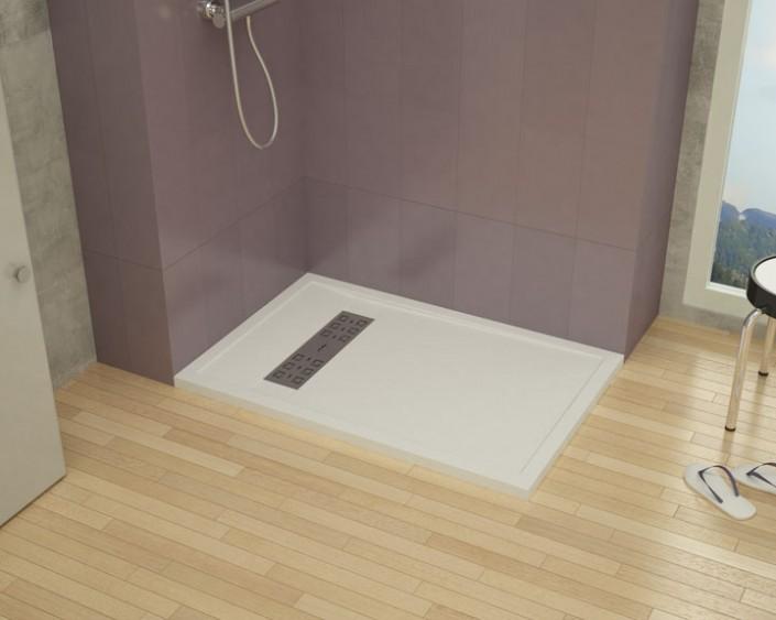 Colecci n de platos para ducha mundilite for Plato de ducha flexible
