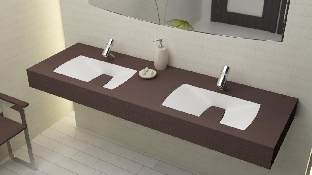 Qué colores combinar para decorar un baño - Mundilite