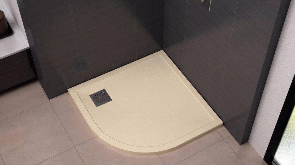 El material id neo para mi plato de ducha mundilite - Platos de ducha medidas especiales ...