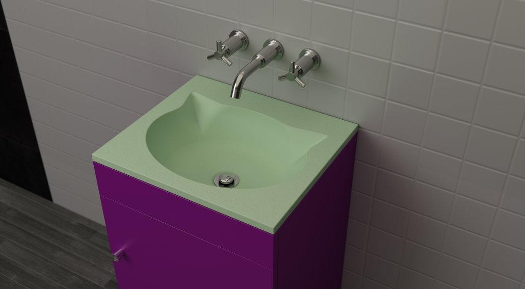 Tipos de materiales para el lavabo de mi ba o mundilite - Materiales de bano ...