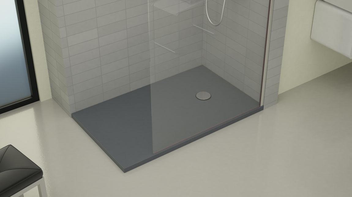Tendencias en decoraci n de ba os mundilite - Platos de ducha modernos ...