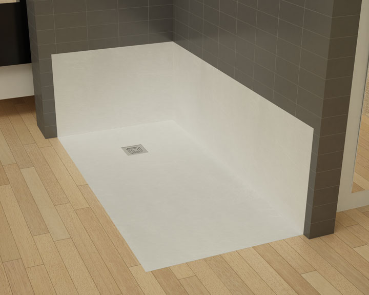 Cambia tu vieja ba era por una ducha mundilite - Banera plato de ducha ...