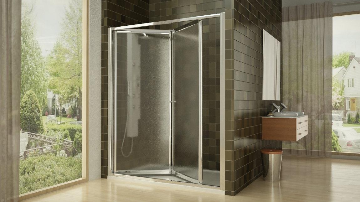 Tipos de puerta para mamparas mundilite - Mampara plegable ducha ...
