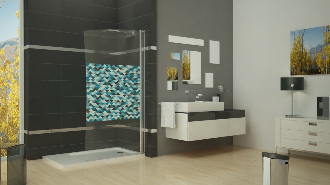 Claves para elegir la mampara ideal mundilite for Perfil mampara ducha