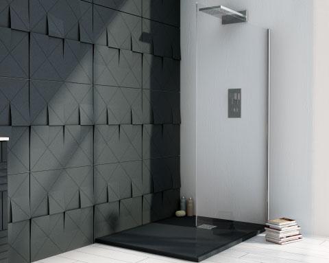 Revestimiento decorativo interior con paneles 3d mundilite - Paneles revestimiento interior ...