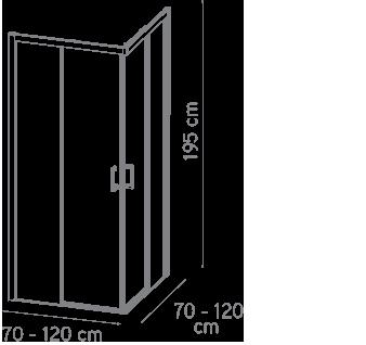 técnico-mampara-x-serie-medidas-fabricación-x40