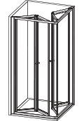icono-lineal-mampara-angulares-plegable-dakar