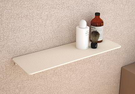 Accesorio para baño: estante diferentes acabados