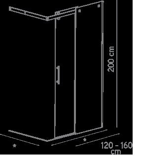 técnico-mampara-angular-medidas-fabricación-cuadrada-smart-open